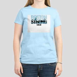 Boston Strong Skyline Women's Light T-Shirt